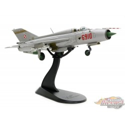 Mikoyan-Gurevich MiG-21PFM Fishbed  Czechoslovak Air Force  HOBBY MASTER 1/72    HA0186    Passion Diecast