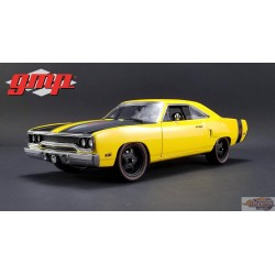 1/18 1970 Plymouth Road Runner Street Fighter GMP 18837 PASSION DIECAST