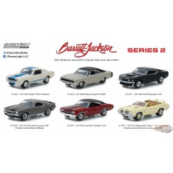 1/64 Barrett-Jackson 'Scottsdale Edition' Series 2  Assortiment 37130 greenlight passion diecastassortment