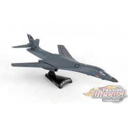 Boeing B-1B LANCER BOSS HAWG USAF POSTAGE STAMP 1/221 PS5404-2  Passion Diecast