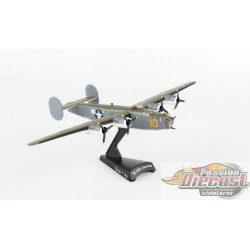B-24D LIBERATOR  SUB HUNTER POSTAGE STAMP 1/163 PS5557-2  Passion Diecast