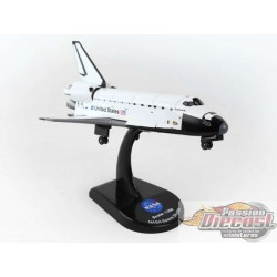 NASA NAVETTE SPATIALE ENDEAVOUR  POSTAGE STAMP 1/300   PS5823   Passion Diecast