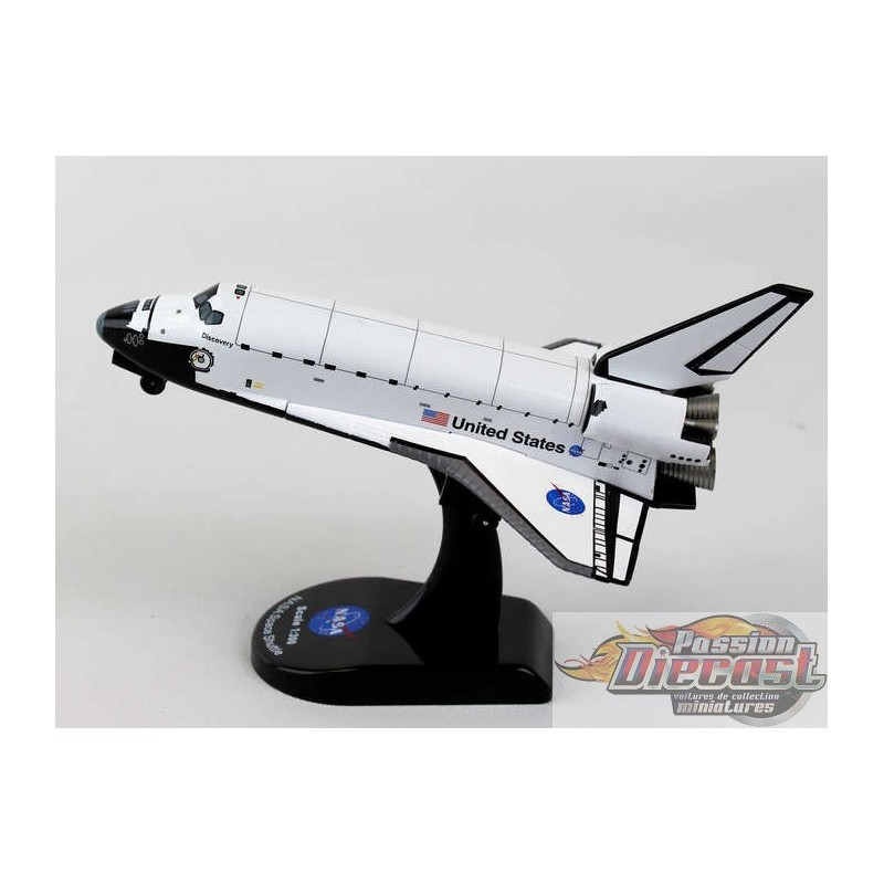 1:300 Postage Stamp Planes Space Shuttle NASA Discovery