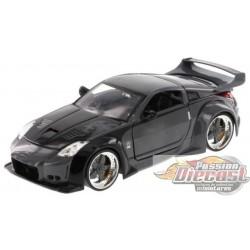 1/24 Fast & Furious - 3  D.K.'s Nissan 350Z 97172 Jada Passion diecast