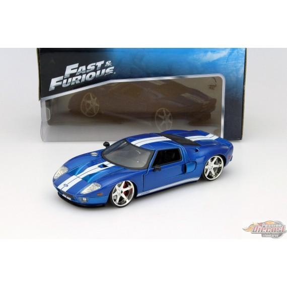 Fast Furious  Ford Gt  Jada Passioncast