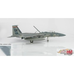 McDonnell Douglas F-15C Eagle USAF 32nd TFS Wolfhounds, Netherlands Hobby master:  HA4555  Passion Diecast