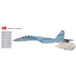 Sukhoi Su-35S Flanker-E Russian Air Force 23rd Fighter Syria, 2016  Hobby master HA5701  Passion Diecast
