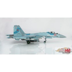 Sukhoi Su-35S Flanker-E Russian Air Force 23rd Fighter Rgt, Latakia, Syria, 2016  Hobby master: 1/72  HA5702  Passion Diecast