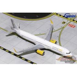 VUELING  Airbus A321S     REG#EC-MLM  Gemini Jets  1/400 GJVLG1683   Passion Diecast