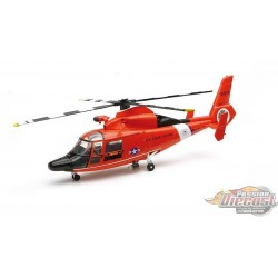 Aerospatiale Dauphin HH-65C U.S. Coast Guard New Ray  1/48 NR-25903  Passion Diecast