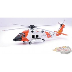 SIKORSKY HH-60J JAYHAWK   U.S. Coast Guard  New Ray 1/60 NR-25593   Passion Diecast