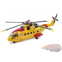 AGUSTA WESTLAND AW101 CANADIAN FORCES RESCUE New Ray  1/72  NR-25513   Passion Diecast