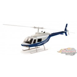 Bell 206 Jetranger  New Ray 1/34 NR-26073   Passion Diecast