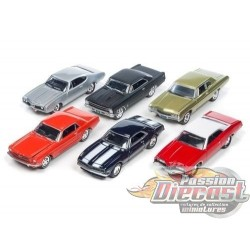 1/64 MUSCLE CARS USA - RELEASE 2D JLMC002D johnny lightning passion diecast
