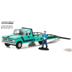 1/64 1970 Ford F-350 Ramp Model Truck  GL-29892 GREENLIGHT PASSION DIECAST
