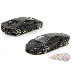 1/18 Lamborghini Centenario GRIS MAI-31386RGRY MAISTO PASSION DIECAST