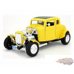 """Ford Coupe 1932 """"American Graffiti"""" MMX-73172 MOTORMAX PASSION DIECAST"""