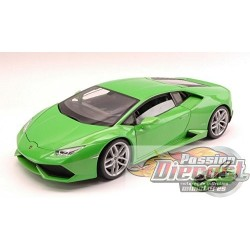 1/18 LAMBORGHINI HURACAN ROUGE WL-18049GRN WELLY PASSION DIECAST