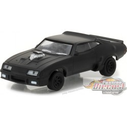 1/64 BLACK BANDIT SERIES 18   FORD 1973 FALCON XB NOIR GL-27930 GREENLIGHT PASSION DIECAST