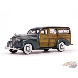 1/18 1939 Chevrolet Woody Surf Wagon ss-6177 SUNSTAR PASSION DIECAST