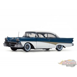 "1/18 1958 Ford Fairlane ""Around The World"" SS-5283 SUNSTAR PASSION DIECAST"