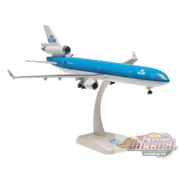 KLM  MD-11 95TH REG#PH-KCE  Hogan 1/200 HG10055G   Passion Diecast