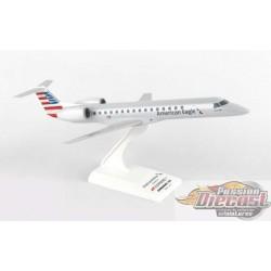 AMERICAN EAGLE  Embraer ERJ145  EXPRESSJET Skymarks  1/100 SKR859   Passion Diecast