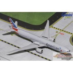American Airlines Boeing 777-300ER Reg#N721AN Gemini Jets 1/400  GJAAL1700  Passion Diecast