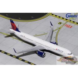 DELTA   Airbus A321S    REG#N302DN  Gemini Jets  1/400 GJDAL1723   Passion Diecast