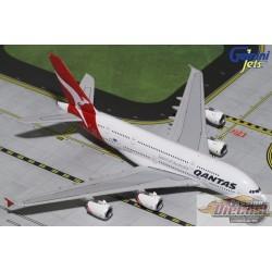 QANTAS  Airbus A380-800   REG#VH-OQG GEMINI 1/400 GJQFA1693   Passion Diecast