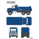 SD Trucks 3 -  2017 International WorkStar Construction Dump Truck - BlEU
