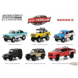 1/64 All-Terrain Series 6  Assortiment  GL-35090 GREENLIGHT PASSION DIECAST