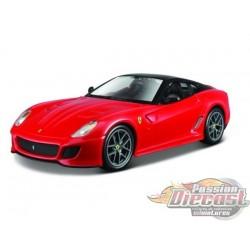 1/24 Ferrari 599 GTO  ROUGE BU-18-26019RD BURAGO PASSION DIECAST