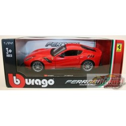1/24 2017 Ferrari F12 Berlinetta RED 18-26021RD burago passion diecast