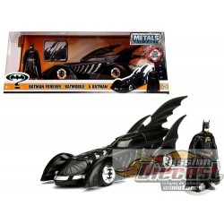 1/24 Batman Forever Batmobile 1995 JD-98036 jada passion diecast