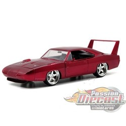 1969 Dodge Charger Daytona - Fast and Furious  -  Jada  1/24 - 97060 - Passion Diecast
