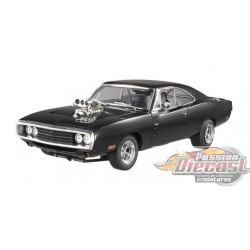 1/18 1970 Dodge Charger  Fast & Furious HW-CMC97 hotwheels passion diecast