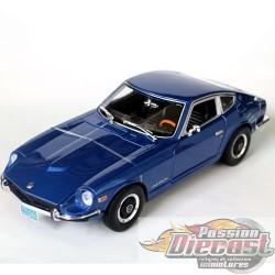 1/18 Datsun 240Z  1970 Bleu Mai-31170BL MAisto passion diecast