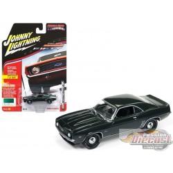 1969 Chevrolet Camaro ZL1 50TH  GREEN