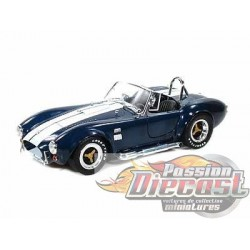 1/18 Shelby Cobra 427 with  Carroll Shelby Signaturesc-121 passion diecast