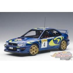 1/18 SUBARU IMPREZA WRC 1997 NO3 COLIN MCRAE/NICKY AA-89791 AUTOART PASSION DIECAST