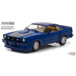 1/18 1978 Mustang King Cobra Bleu GL-13507 greenlight passion diecast