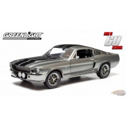 1/24 GONE IN 60 SECOND 1967 MUSTANG ELEANOR GL-18220 greenlight passion diecast