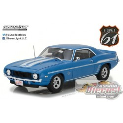 1/18 Fast & Furious - 2 Fast 2 Furious (2003) - 1969 Chevrolet Yenko Camaro HW-18001 HIGHWAY 61 PASSION DIECAST