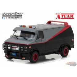 1/43 The A-Team (1983-87 TV Series) - 1983 GMC Vandura GL-86515 GREENLIGHT PASSION DIECAST