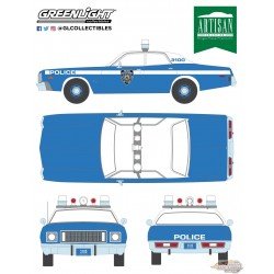 1/18 1975 Plymouth Fury New York City Police Department (NYPD) GL-19043 greenlight passion diecast