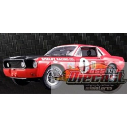 NO1 1968 Shelby Mustang - 1968 24 Hours Of Daytona Class Champion - Acme Exclusive