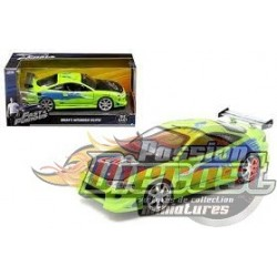 1/24 Fast & Furious - Brian's Mitsubishi Lancer Evolution VII GL-99788 Jada PassionDiecast