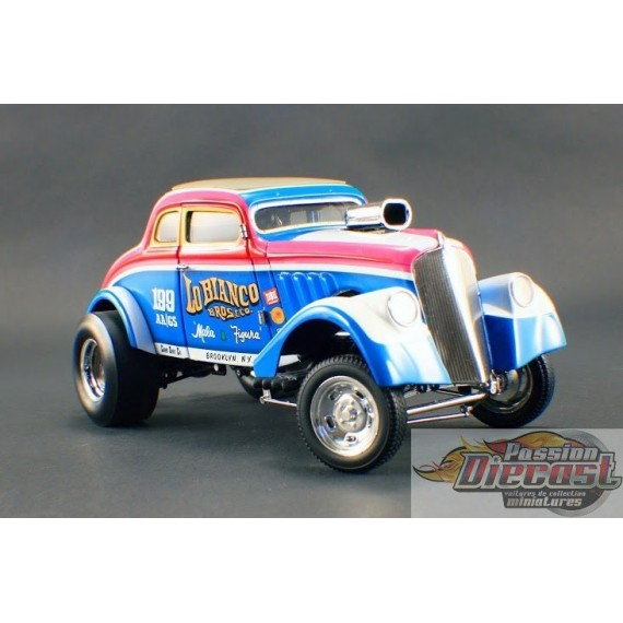 Acme 1/18 1933 Gasser Lo Bianco Bros Chopped Gasser LE996 A1800902 PassionDiecast