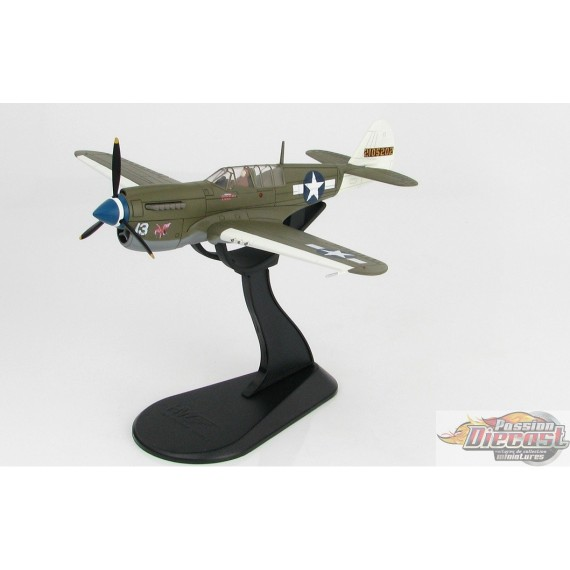 Curtiss P-40N Warhawk USAAF 49th  Robert DeHaven, Hobby master: 1/72  Ha5504  Passion Diecast